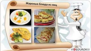 Приготовление блюд из яиц 5 класс