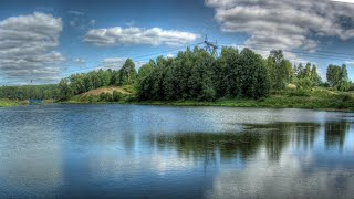 Рыбалка на реке банька в красногорске