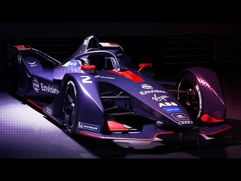Envision Virgin Racing Season 5 Launch Film