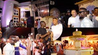 Exclusive Tour: Kwadwo Sarfo Kantanka Jnr Opens His 4 acre Million Dollar Masion