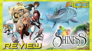 "Shiness: The Lightning Kingdom Review ""Buy, Wait for Sale, Rent, Never Touch?"""