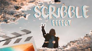 Scribble Animation Effect - Final Cut Pro X