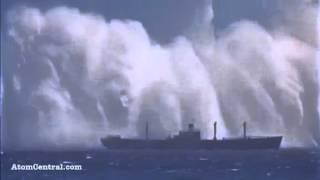 Tsunami RAKSASA Super Gelombang Radio