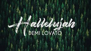 Hallelujah - Demi Lovato Piano instrumental