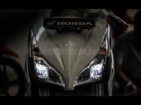 New Honda Vario 110 FI