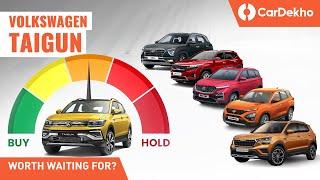 #BuyOrHold: Volkswagen Taigun vs Skoda Kushaq, Hyundai Creta and Kia Seltos | CarDekho.com