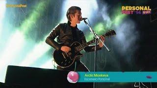 Arctic Monkeys - Dancing Shoes (Live at Personal Fest)
