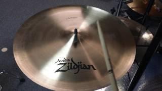 """Zildjian A Swish 18"""" China - C&M Music Center Quick Soundbyte"""