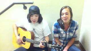 Fire and Dynamite - Drew and Ellie Holcomb Cover
