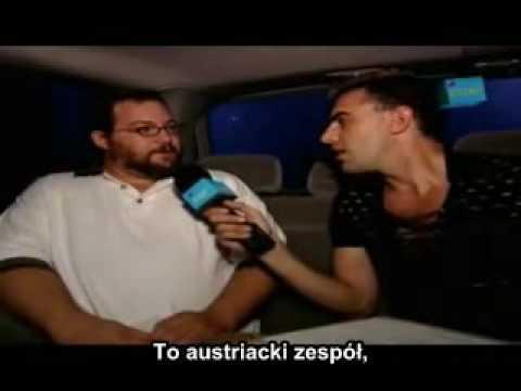 Bruno na festiwalu chrześcijańskiego rocka (polskie napisy)