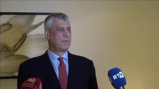 Thaçi flet pas konferencës së sigurisë në Mynih (Drejtpërdrejt)