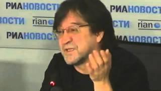 Пресс конференция Ю  ШЕВЧУКА и группы ДДТ ИНАЧЕ