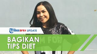 Sukses Turunkan Berat Badan hingga 15 Kg, Ini Rahasia Diet Melaney Ricardo tanpa Menderita