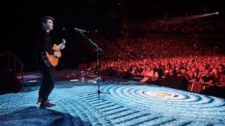 John Mayer   Free Fallin' LIVE At The O2 ,London , Arena, UK   May 11, 2017