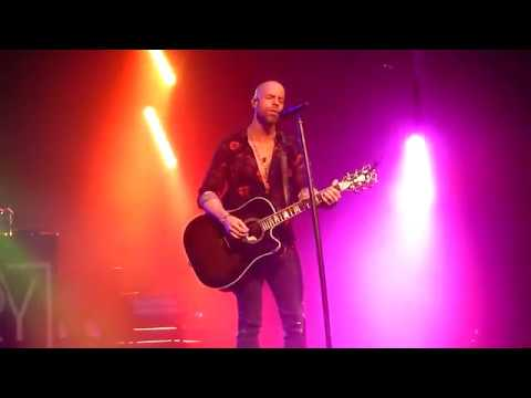 Daughtry - As You Are - Melbourne FL 11 07 2018