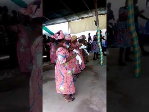 Fête des femmes de yesu le Agbe Dagué
