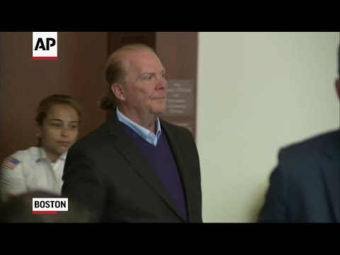 Celebrity chef Mario Batali, whose career crumbled amid several sexual misconduct accusations, pleaded not guilty Friday to a charge that he forcibly kissed and groped a woman at a Boston restaurant in 2017. (May 24)