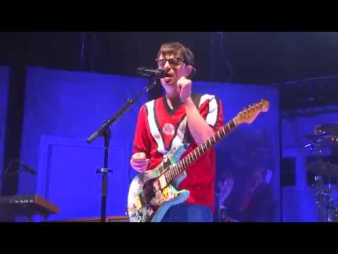 Weezer - Holiday Live (First Time Played Since 2015) in The Woodlands / Houston, Texas
