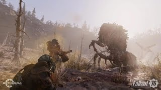 Fallout 76 - What's on the Edge of the Map?