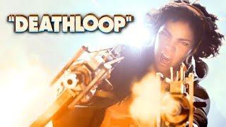 DEATHLOOP – Official World Premiere Trailer | E3 2019