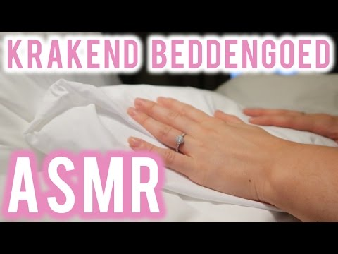 ASMR ❤ Krakend beddengoed | Beautygloss