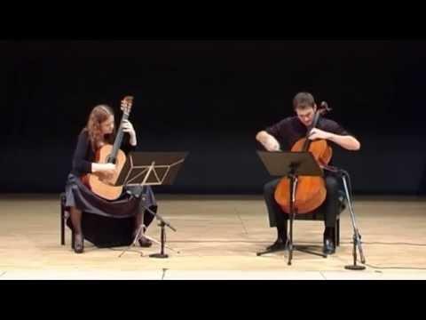 GRANADOS-DANZA ANDALUZA - Marisa Gómez / Javier Albarés