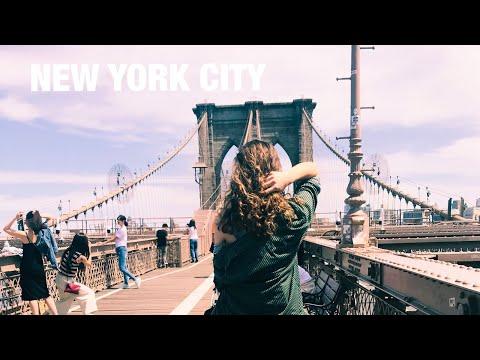 Little Artist in a Big City | New York Travel Vlog 2018