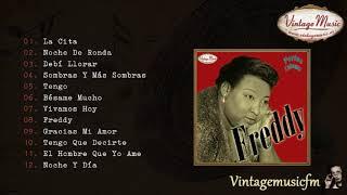 Freddy. Colección Perlas Cubanas #50  (Full Album/Álbum Completo)