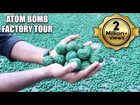 Sivakasi Atom Bomb Cracker Factory Tour