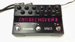 Pt 1 Eventide Space Digital Reverb