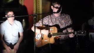 Jordan Allen  (Acoustic) - Daydreamer's Girlfriend - Live @ Blackburn Museum - 3-12-2015