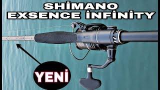Shimano exsence infinity s906m
