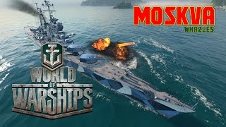 World of Warships - Moskva by wha2les