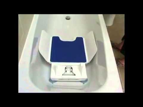 Elevador de bañera eléctrico para discapacitados y personas dependientes