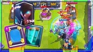 oyun gemisi ile en sevdiği kart klonla oynuyoruz!  clash royale troll