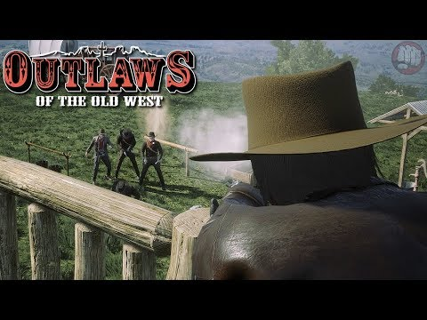 Under Attack   Outlaws of the Old West Gameplay   S1 EP13