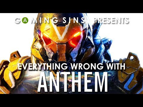 Everything Wrong With Anthem in 11 Minutes or Less | Gaming Sins