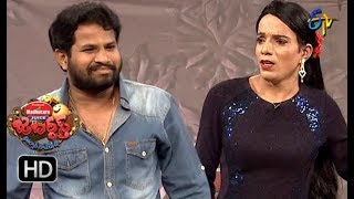 Hyper Aadi, Raising Raju Performance | Jabardasth | 4th October 2018 | ETV  Telugu