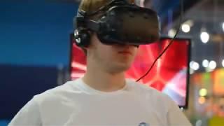 Аттракцион DJ Джедай - Процесс игры V2 на HTC Vive