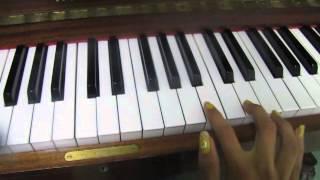 Cheek-Timantit on ikuisia HYVIN sekava piano tutorial