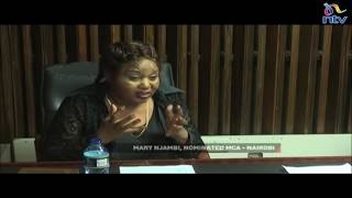 Best of MCA Mary Njambi alias 'Mafirifiri' hilarious moments