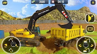 Heavy Excavator Crane City Construction Sim 2017 (by 3BeesStudios) Android Gameplay [HD]