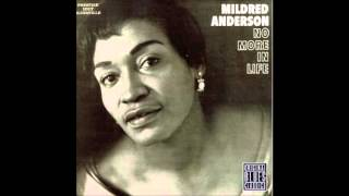 Mildred Anderson - Everybody's Got Somebody But Me