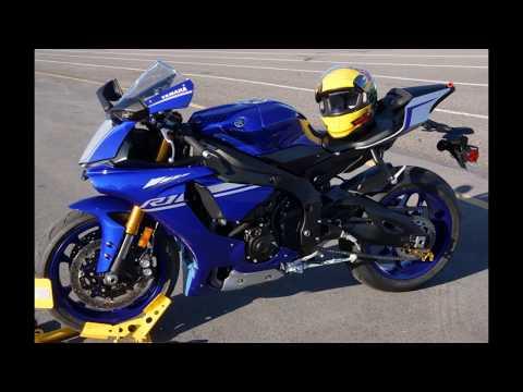2017 Yamaha R1 Bike 1/4 Mile Drag Race - Test N Tune