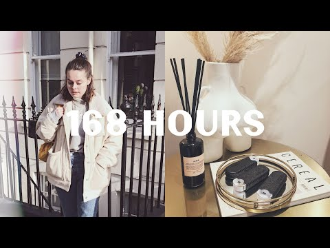 I'm Feeling Overwhelmed | 168 Hours | Lucy Moon | AD