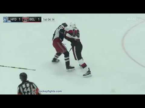 Shawn O'Donnell vs Joseph LaBate