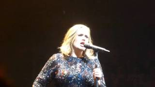 Adele - Sweetest Devotion (HD) - O2 Arena - 21.03.16