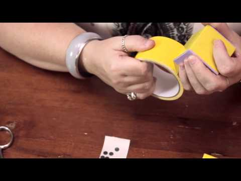 Download How to Make a Pair of Dice for a Centerpiece : Homemade Crafts HD Mp4 3GP Video and MP3