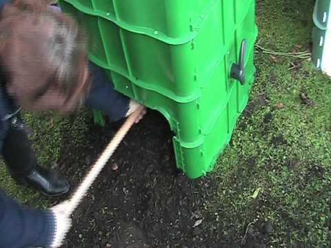 Supercomp Komposter Produkt Video