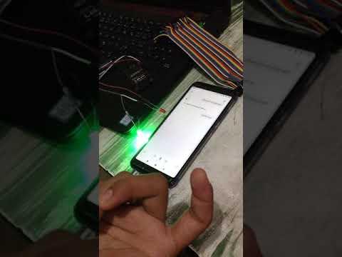 Controlling Appliances through Google Assistant | ESP8266 projects